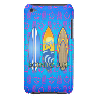 Born To Surf iPod Case-Mate Case