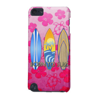 Born To Surf iPod Touch (5th Generation) Covers