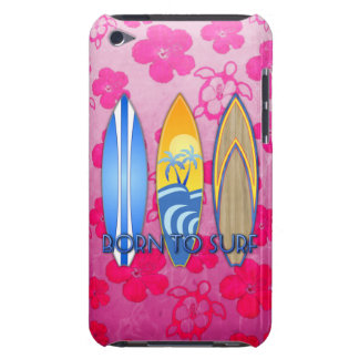 Born To Surf Case-Mate iPod Touch Case