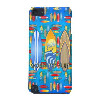 Born To Surf iPod Touch (5th Generation) Cases
