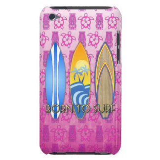 Born To Surf Barely There iPod Covers