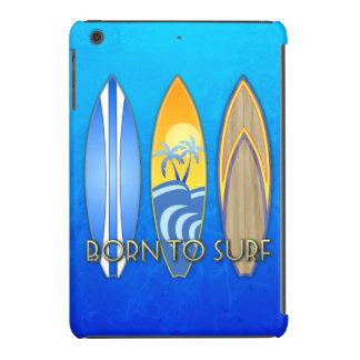 Born To Surf iPad Mini Retina Case