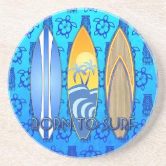 Born To Surf Coaster