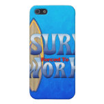Born To Surf Forced To Work Cases For iPhone 5