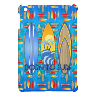 Born To Surf Case For The iPad Mini