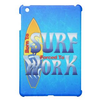 Born To Surf iPad Mini Cover
