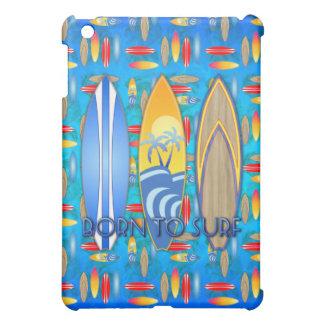 Born To Surf iPad Mini Cases