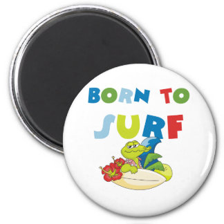 Born to Surf Magnets