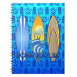 Born To Surf Note Books