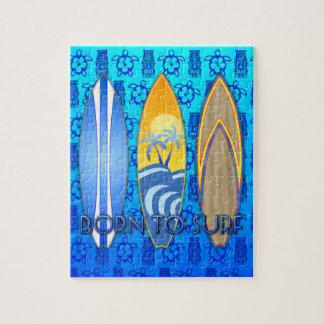 Born To Surf Puzzle