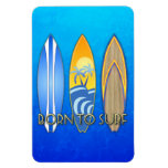 Born To Surf Rectangular Magnets