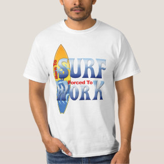 Born To Surf T Shirt