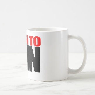 Born To WIN Coffee Mug