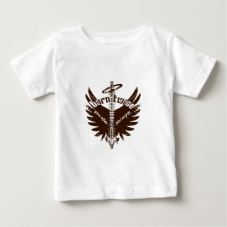 Born Twice Spina Bifida Fetal Surgery Angel Wings Baby T-Shirt