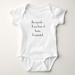 f38e2acd7 Baby Home Birth Onesies & Bodysuits | Zazzle