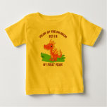 Born Year of The Dragon 2012 Baby T-Shirt