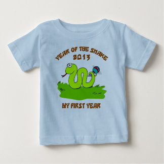 Born Year of The Snake 2013 Baby T-Shirt