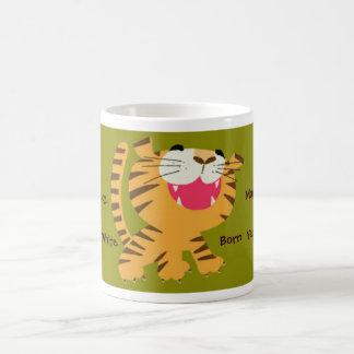 Born Year of The Tiger Mug