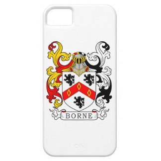 Borne Coat of Arms IV iPhone 5 Covers