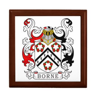 Borne Coat of Arms VI Jewelry Boxes
