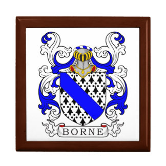 Borne Coat of Arms VII Gift Boxes