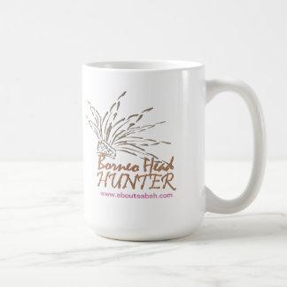 Borneo Headhunter Coffee Mug