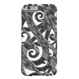 Borneo in Black Barely There iPhone 6 Case