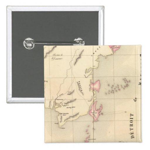 Borneo Oceanía ningunos 20 Pin