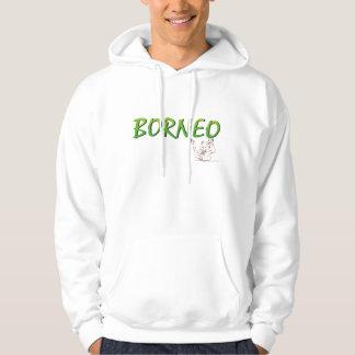 Borneo Orangutan Hoodie