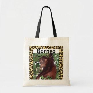 Borneo Rainforest Animals Bags