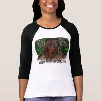 Borneo Tanjung Puting National Park T-Shirt
