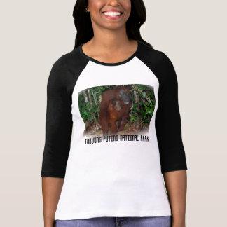 Borneo Tanjung Puting National Park T Shirts