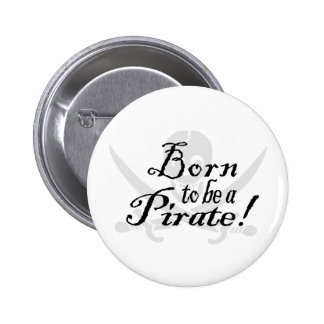 BornToBeAPirate, botón Pin