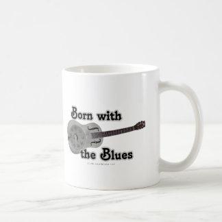 BornWithTheBlues Basic White Mug