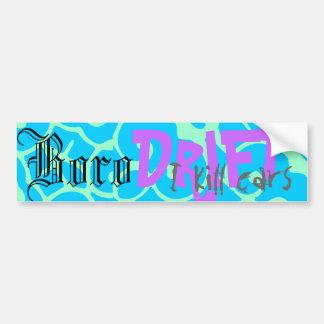 BORO DRIFT , Dr,Z Bumper Sticker