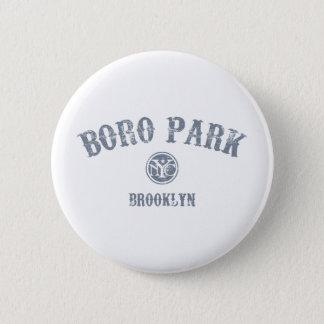 Boro Park Button