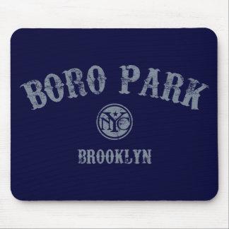 Boro Park Mouse Pad