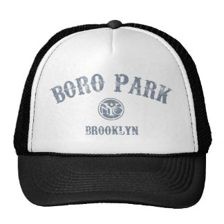 Boro Park Trucker Hat