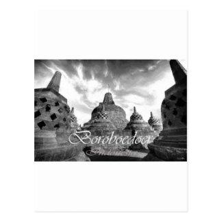 Boroboedoer Tample series of Postcard