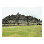 Borobudur del siglo IX, Stupa budista, Java, Indon Postal