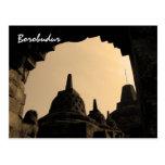Borobudur Postales