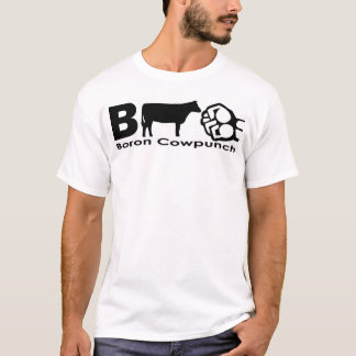 Boron Cowpunch World Tour Shirt