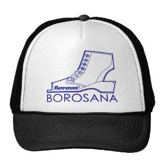 Borosana Borovo -  white nostalgic ortopedic shoe Trucker Hat