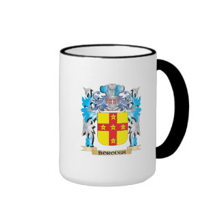 Borough Coat of Arms Coffee Mug