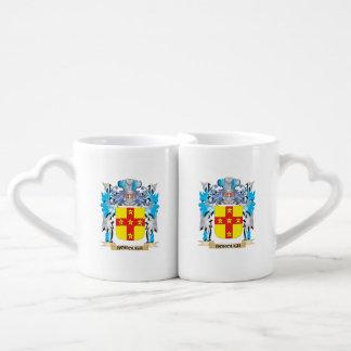 Borough Coat of Arms Couple Mugs