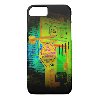 Borough Market - London, England iPhone 7 Case