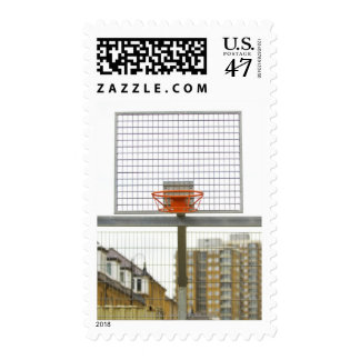 Borough of Bow, London, England Stamp