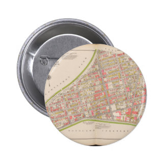 Borough of the Bronx map Button