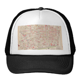 Borought of the Bronx map Trucker Hat