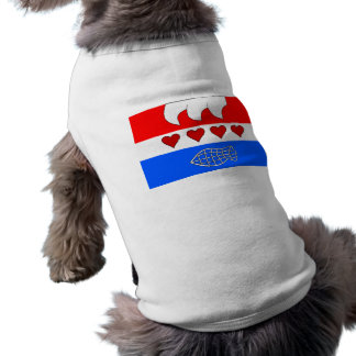 Borovnice , Czech Pet Tshirt